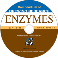 ENZYMES Brewing Research CD-Rom (Single User)