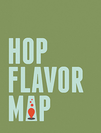 Hop Flavor Map (folded)
