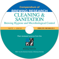 CLEANING & SANITATION: Brewing Research CD-ROM (Single-User License)